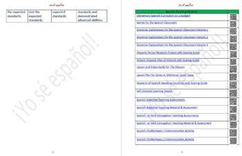 -ar Verb Conjugation   Teaching Material & Assessment