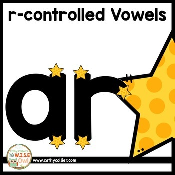 R-Controlled Vowels - ar