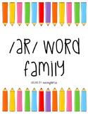 /ar/ Word Study