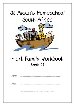 -ark Word Family Workbook