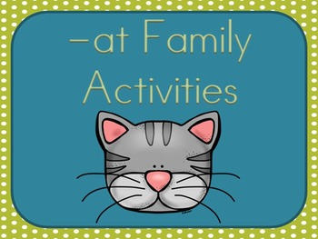 -at Family Activities