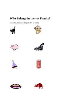 -at Family Activity