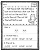 -at Word Family Comprehension Packet