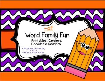 -at Word Family Fun