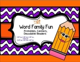 -at Word Family Fun