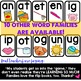 -at Word Family / Phonics Teaching Game, Recording Sheets & Fun, Easy Flip Book!