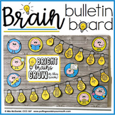 Brain Bulletin Board for your Speech & Language Room or Classroom