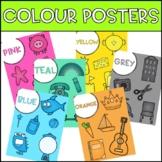 #ausbts18 Colour Posters