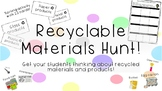 Recyclable Materials Hunt - Recycling Products