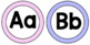 Word Wall Headers (Rainbow Pastel)