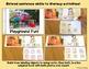 Autism Activities: File Folder Picture Sentence Building-