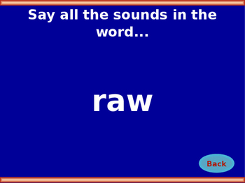 aw Vowel Digraph Jeopardy