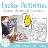 Easter Number Games and Activities