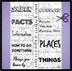 SABER Y CONOCER: Mi Librito FLIP FLAP * Interactive Study Notes * Formative