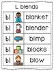 -bl Blend Anchor Chart & Practice {Click File, Print}