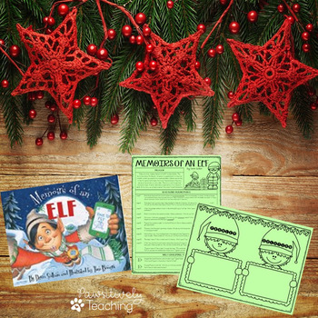 Memoirs of an Elf Interactive Read Aloud