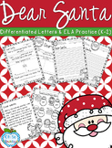 Santa Letter Writing Activities