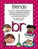 -br Blend Anchor Chart & Practice {Click File, Print}