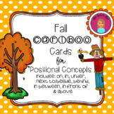 Fall Cariboo Cards - Spatial Concepts