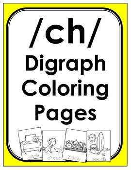 /ch/ Digraph Coloring Pages