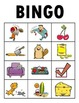 /ch/ digraphs BINGO + 12 bonus pages of /ch/ vocabulary words