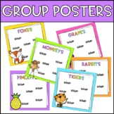 Group Posters