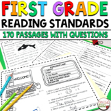 Reading Comprehension Passages and Questions First Grade |