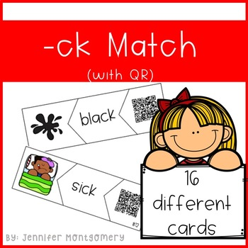 -ck Match (with QR)