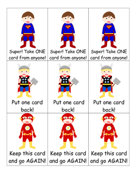 -ck Rule Card Game