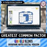 GCF Partner Scavenger Hunt Google Slides Activity