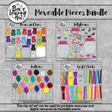 Moveable Pieces Bundle