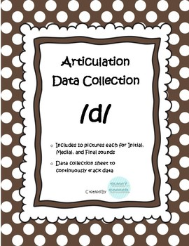 /d/ Articulation Data Collection Progress Monitoring Tool