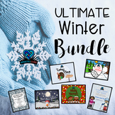 Ultimate Winter Literacy Bundle