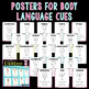 Feelings and Emotions Activities and Posters for Definitions and Body Language