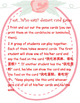 Mandarin Chinese cards game 我吃...谁吃?dessert game cards