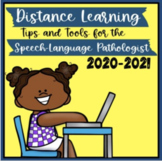 #distancelearning Speech Therapy ebook