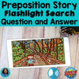 Preposition Story Flashlight Search I Spy Quiz Boom Cards