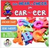 -ear, eer Word Work ~Phonics~ Activity Packs
