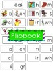 -eat Word Family Flipbook, Word Wall Cards and Data Tracki