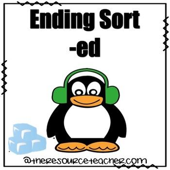 -ed Ending Sort
