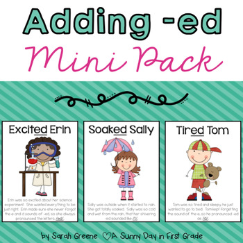 -ed Mini Pack {freebie!}