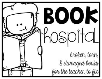 [editable] Classroom Library Rules BUNDLE!