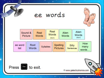 The 'ee' PowerPoint