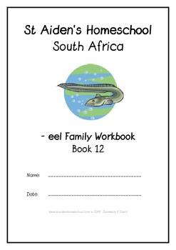 -eel Word Family Workbook