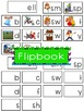-ell Word Family Flipbook, Word Wall Cards and Data Tracki