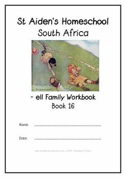 -ell Word Family Workbook
