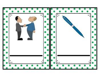 -en Word Family Cards