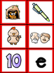 -en Word Family Emergent Reader Kindergarten with Pocket C