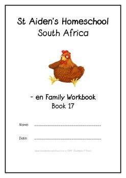 -en Word Family Workbook