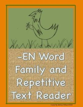 -EN Word Family Reader